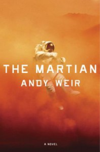 The Martian by Andy Weir Cover image