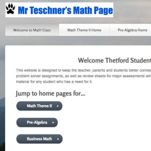 Teschner_s_Math_Page_-_Welcome_to_Math_Class