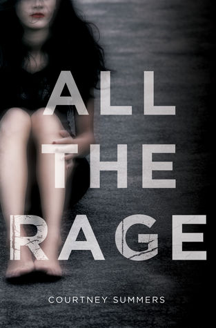 cover image All the Rage by Courtney Summers